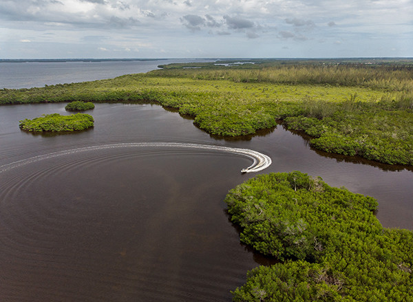 Garden & Gun: How Fishing Captains are Saving the Everglades | Captains for Clean Water National Coverage